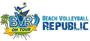 Beach Volleyball Republic Logo